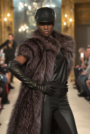 4 марта 2013 года в Милане прошел показ новой коллекции меховых изделий Braschi 2013/2014. — фото 1