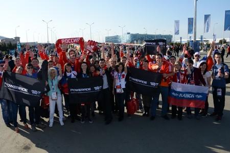 На олимпийский хоккей вместе с Powerade ION4 — фото 1