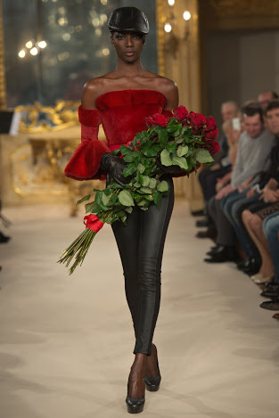 4 марта 2013 года в Милане прошел показ новой коллекции меховых изделий Braschi 2013/2014. — фото 4