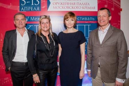 В Москве открылся Юбилейный XV Международный Фестиваль «Кремль Музыкальный имени Николая Петрова» — фото 3