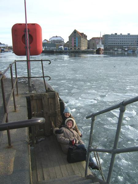 Зимний Копенгаген - тоже весело — фото 6