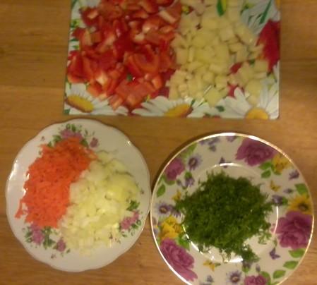 Пиленгас с овощами — фото 4