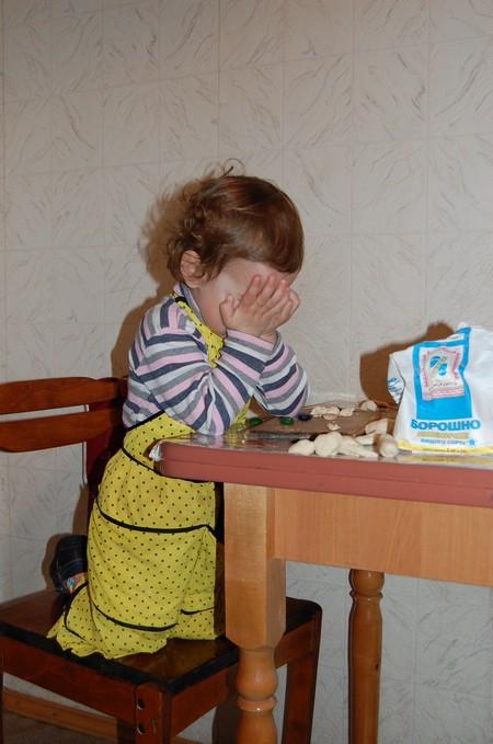 Будущая хозяйка и жена - или детское кулинарное творчество — фото 4