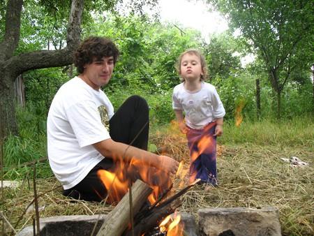 Ребенок и шашлыки или правила безопасного пикника — фото 3