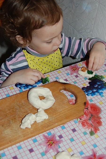 Будущая хозяйка и жена - или детское кулинарное творчество — фото 5