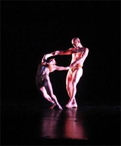 Театр теней Пилобулус (США) - игра теней, мышц и воображения... — фото 1