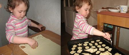 Будущая хозяйка и жена - или детское кулинарное творчество — фото 8