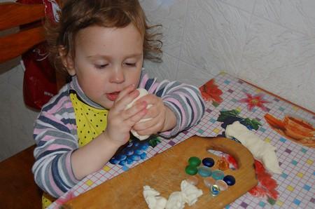 Будущая хозяйка и жена - или детское кулинарное творчество — фото 3