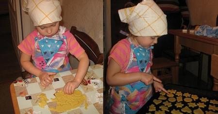 Будущая хозяйка и жена - или детское кулинарное творчество — фото 9