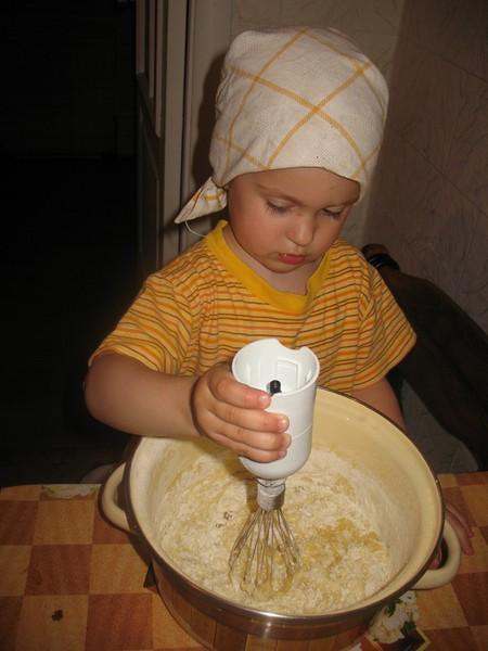 Будущая хозяйка и жена - или детское кулинарное творчество — фото 7