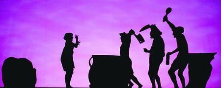 Театр теней Пилобулус (США) - игра теней, мышц и воображения... — фото 4
