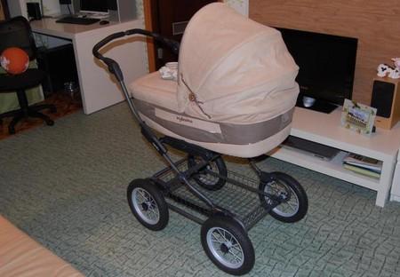Inglesina Vittoria лучшая коляска для современной мамы)) — фото 1